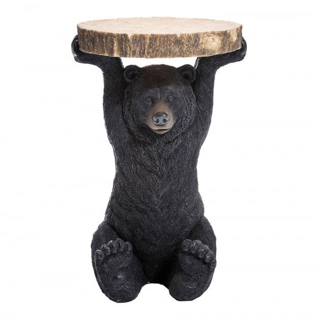 Столик Animal Bear Ø33cm