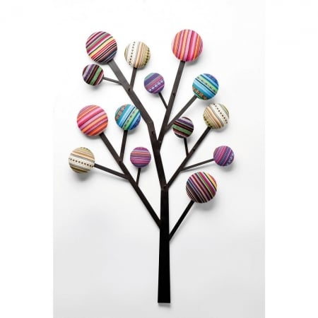 Coat Rack Bubble Tree
