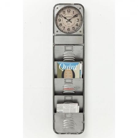 Wall Clock Thinktank Kontor 124cm
