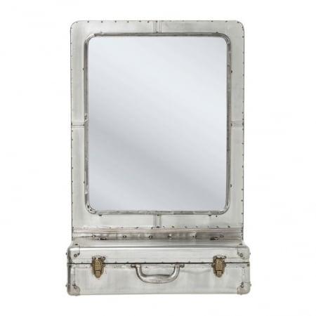 Mirror Suitcase