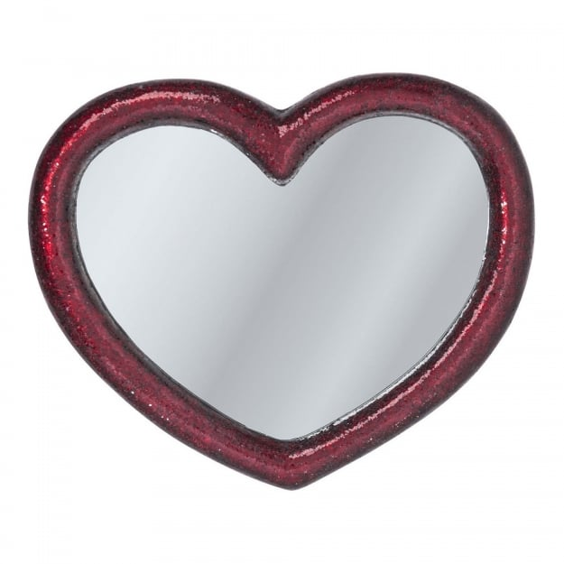 Зеркало Mosaik Heart 100x123cm