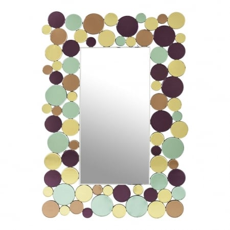 Mirror Sunrise 120x80cm