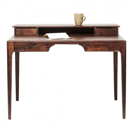 Brooklyn Walnut Desk 110x70cm