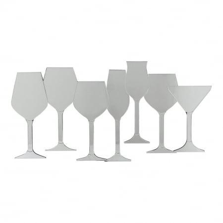 Mirror Winery 180x92cm
