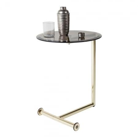 Side Table Easy Living Brass Ø46cm