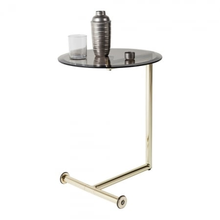 Side Table Easy Living Brass Ø46cm