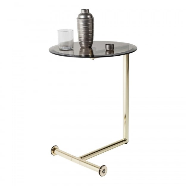 Стол Easy Living Brass Ø46cm