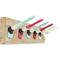 Coat Rack Paintbrush Party