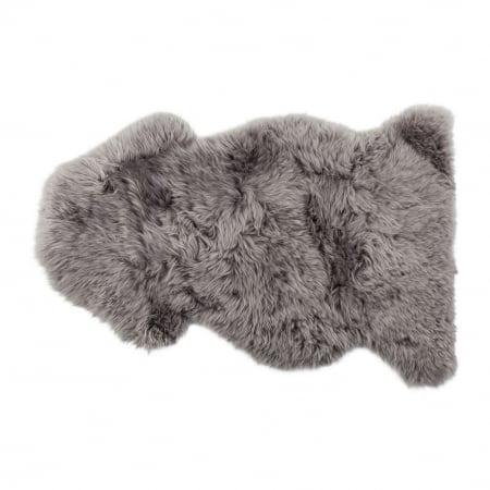 Lambskin 95 cm Grey