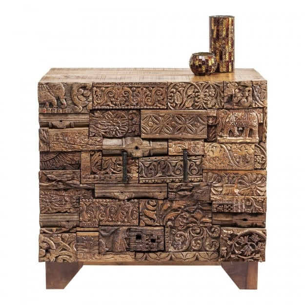 Комод Shanti Surprise Puzzle Nature 2 Doors