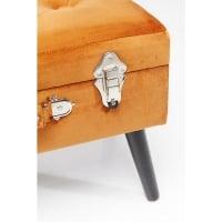 Пуф Suitcase Orange