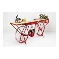 Консоль Bike Red