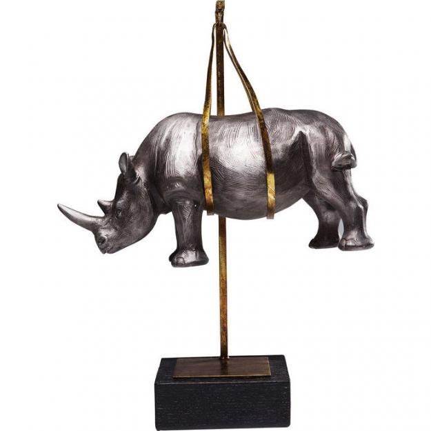 Декоративная фигура Hanging Rhino