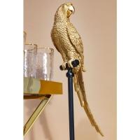 Декоративная фигура Parrot Gold
