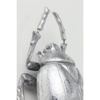 Настенный декор  Plant Beetle Silver