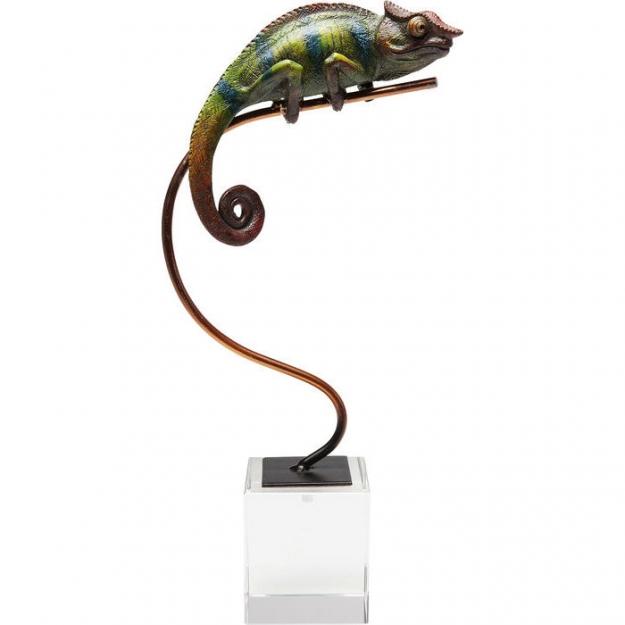Статуэтка Chameleon Green