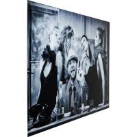 Картина  Glass Macho Man 100x150cm