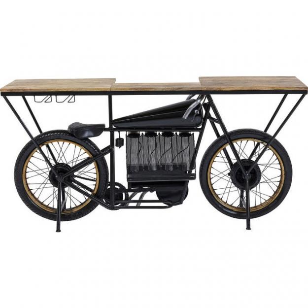 Консоль Motorbike Black