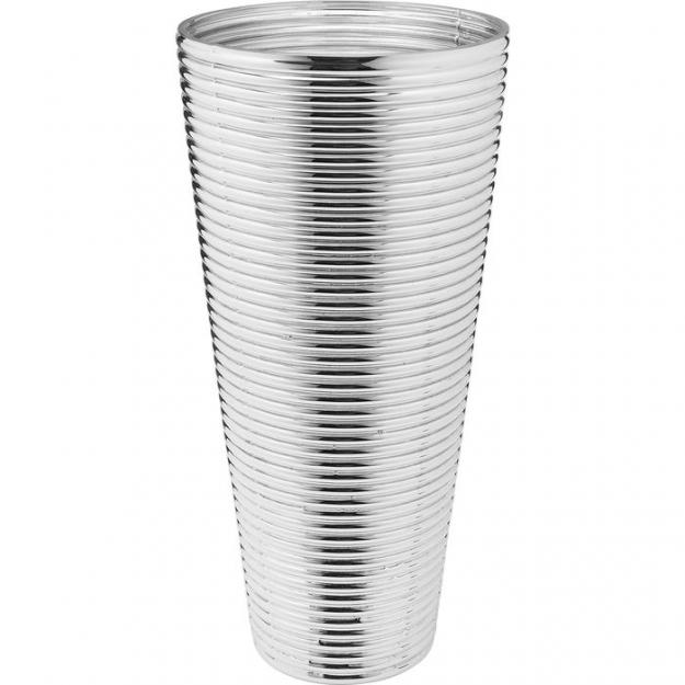 Ваза Turbine Silver 40cm (Ожидаемый товар)
