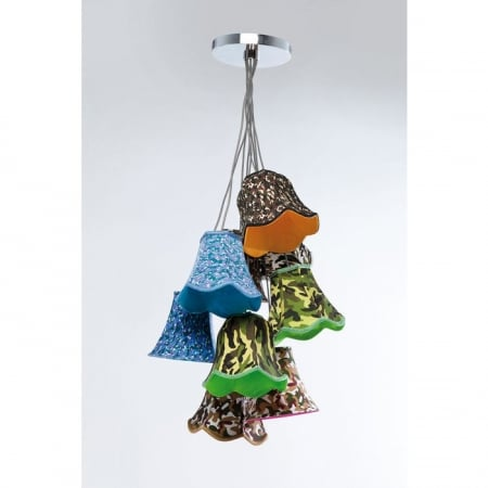 Pendant Lamp Saloon Army 9