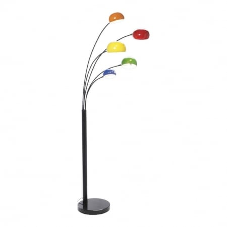 Floor Lamp Five Fingers Colore