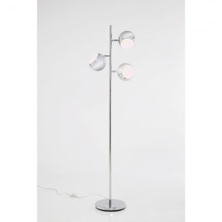 Floor Lamp Calotta Chrome
