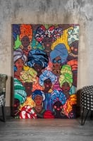 "Картина ""Африка"" 120смХ80см"