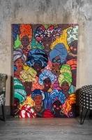 """Картина """"Африканки"""" 120Х80"""