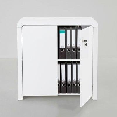 Комод White Club Office Lock