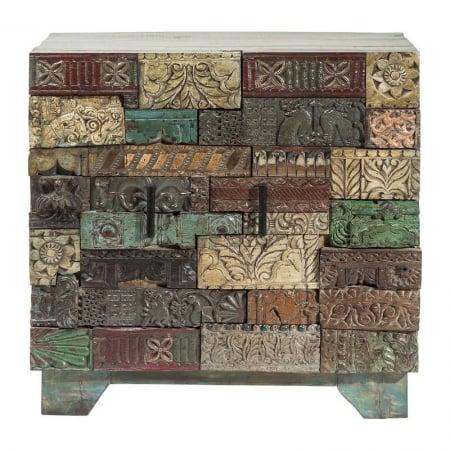 Dresser Shanti Surprise Puzzle 2 Doors