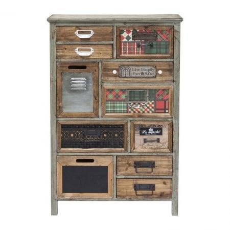 Dresser California 11 Drawers