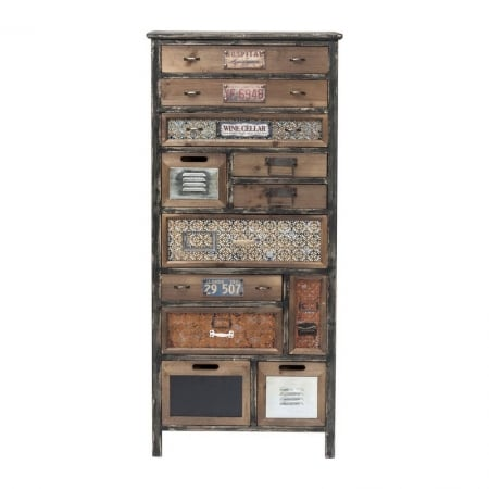 Dresser California 12 Drawers