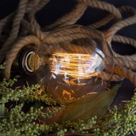Лампа Edison G125 Диммируемая