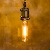 Лампа Edison T30x125 диммируемая