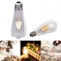 Лампа Edison LED ST64 4W-2700K
