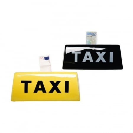 Money Box Taxi Light Assorted