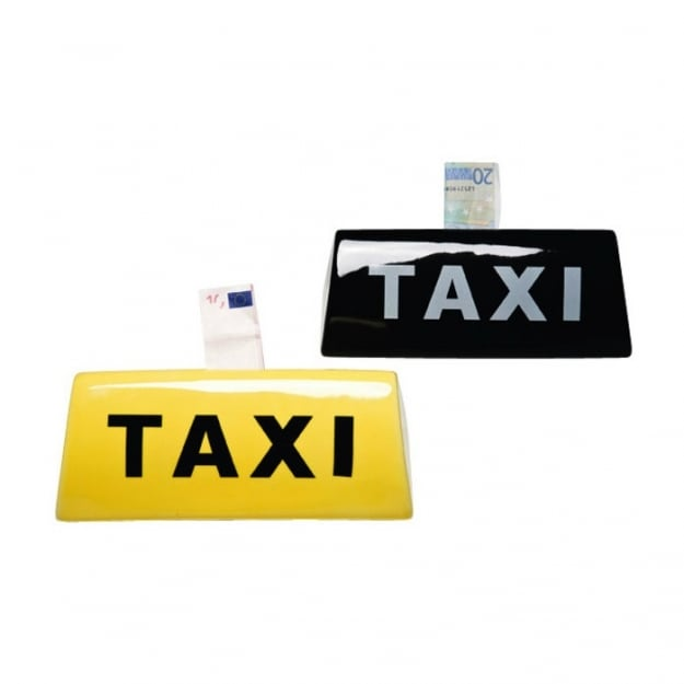 Копилка Taxi Light Assorted