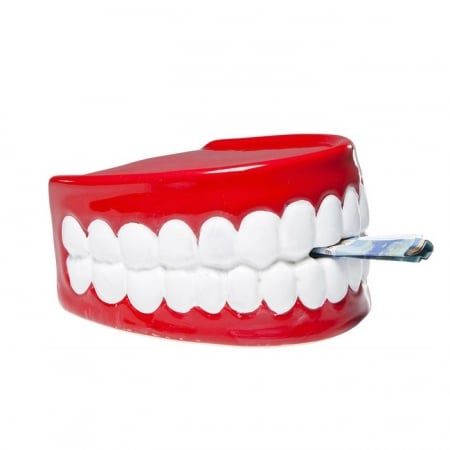 Money Box Teeth