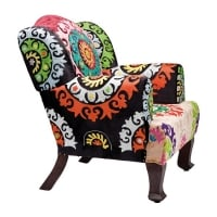 Arm Chair Mandala