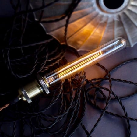 Лампа Edison T30x225 Диммируемая