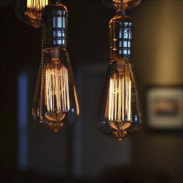 Лампа Edison ST64/64MM Диммируемая