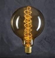 Лампа Edison G95 spiral диммируемая