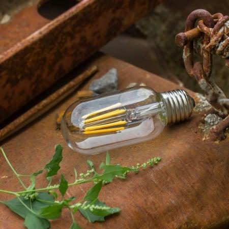 Лампа Эдисона LED T45 6W 1800K