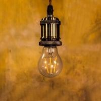 Лампа Эдисона LED A50 4W 2700K