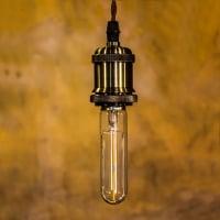 Лампа Эдисона LED T30*125MM 2W 1800K