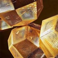 ЛЮСТРА  CHRYSALIS GOLD L32*H29