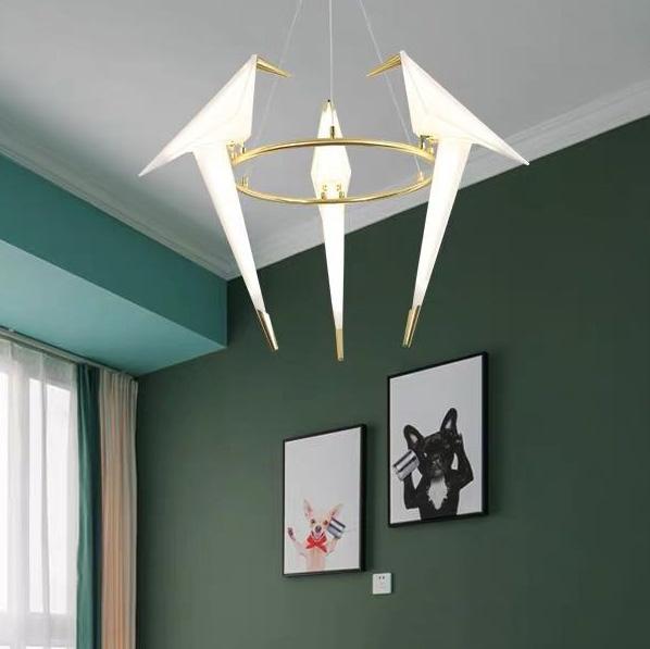 Люстра LED Birds 3P D45/h70