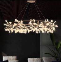 Люстра LED Petals Copper D160/H35