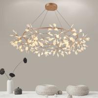 Люстра LED Petals Copper D200/H35