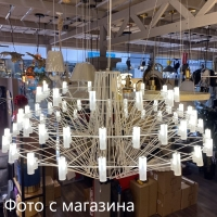 Люстра LED Insect D104/H54